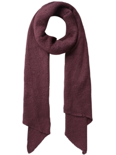 Pieces Sjaal PCPYRON LONG SCARF NOOS 17076047 port royale