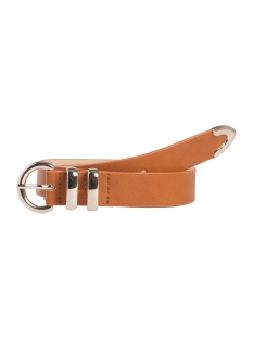 Pieces Riem PCJOSEFINE JEANS BELT 17083422 Cognac