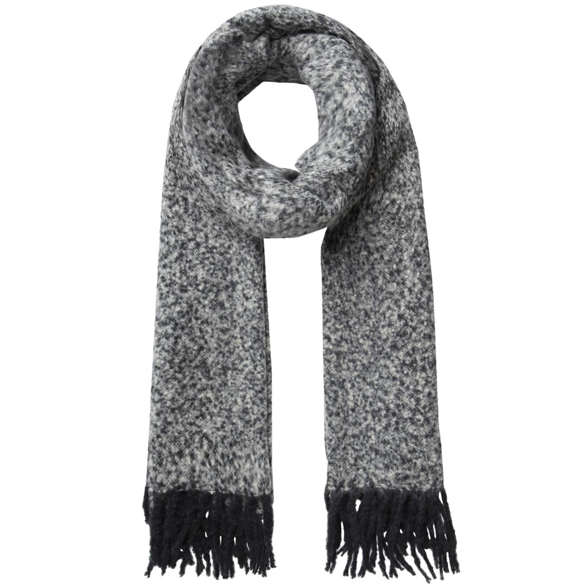 pcjera long scarf 17083382 pieces accessoire black