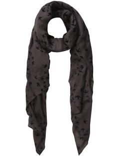 pcraja long scarf 17085677 pieces accessoire shale