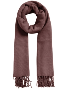 Pieces Sjaal PCKIAL LONG SCARF NOOS 17057386 Decadent Chocolate