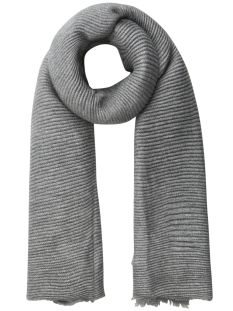 Pieces Sjaal PCROXAN LONG SCARF 17085312 Medium Grey Melange