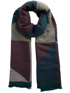 Pieces Sjaal PCJAPPA LONG SCARF 17083393 Port Royale