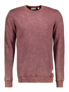 Only & Sons Sweater onsSTEPHAN AOP CREW NECK EXP 22008420 Fudge