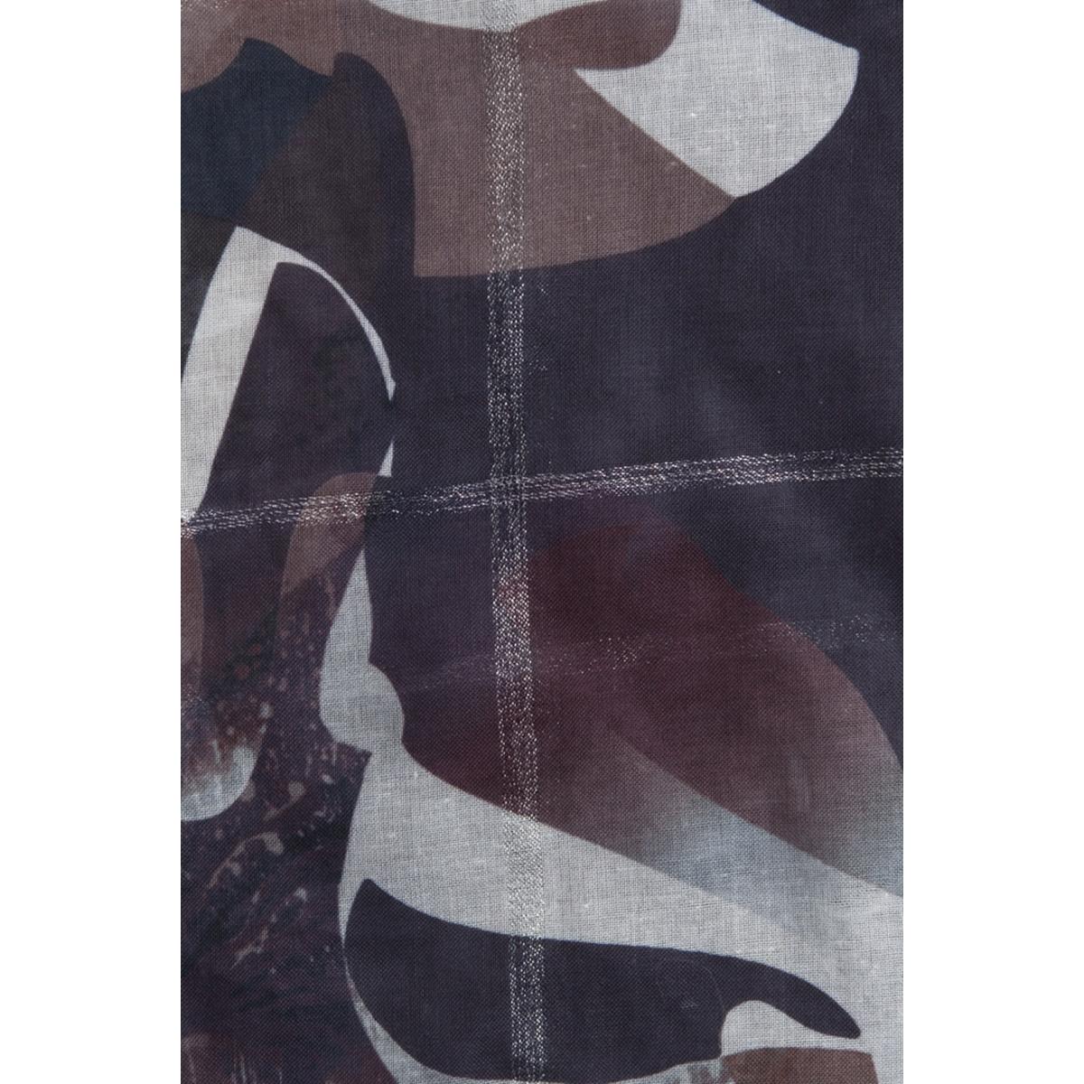 pcricco long scarf 17085743 pieces sjaal navy blazer