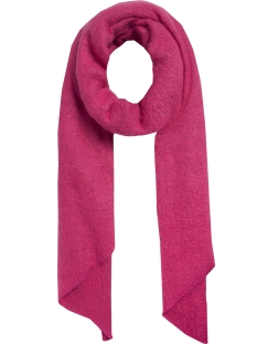 Pieces Sjaal PCPYRON LONG SCARF NOOS 17076047 Beetroot Purple