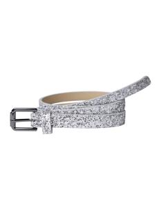 pcannabelle jeans belt 17085707 pieces riem silver colour