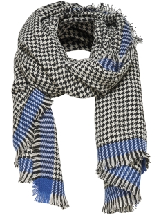 Only Sjaal onlSYDNEY WEAVED CHECK SCARF ACC 15145152 Surf The Web / Black