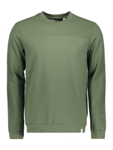 Only & Sons Sweater onsTRIP SWEAT CREW NECK 22008254 Thyme