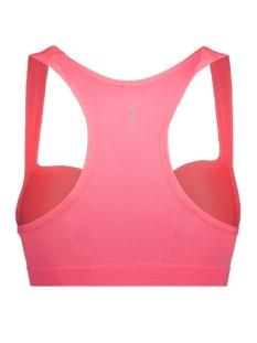 onpmartine seamless padded sports bra 15105994 only play sport top lipstick pink