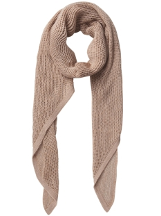 Pieces Sjaal PCILU LUREX LONG SCARF 17087448 Evening Sand