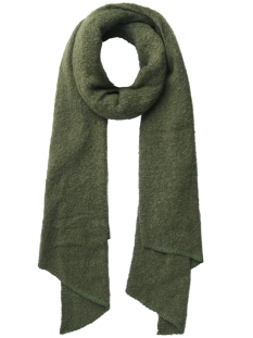 Pieces Sjaal PCPYRON LONG SCARF NOOS 17076047 Balsam green
