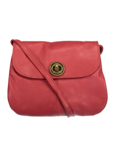 Pieces Tas PCTOTALLY ROYAL LEATHER PARTY BAG N 17055353 Flame Scarlet