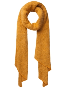 Pieces Sjaal PCPYRON LONG SCARF NOOS 17076047 Nugget Gold
