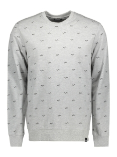 Only & Sons Sweater onsKILIAN AOE SWEAT 22009299 Light Grey Melange