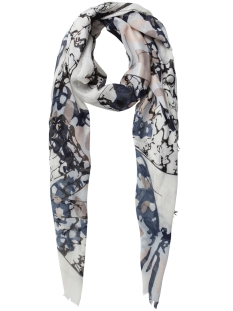 Pieces Sjaal PCMARLEE LONG SCARF 17087729 Cloud Dancer