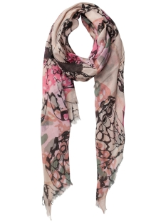 Pieces Sjaal PCMARLEE LONG SCARF 17087729 Brick Dust