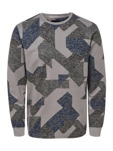 Only & Sons Sweater onsKENNETH AOP SWEAT 22009206 Griffin