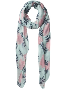 Pieces Sjaal PCGINA LONG SCARF 17089172 Surf Spray