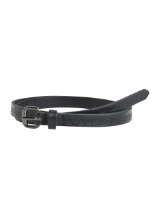 Pieces Riem PCIZZY LEATHER JEANS BELT 17086749 Black