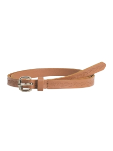 Pieces Riem PCIZZY LEATHER JEANS BELT 17086749 Cognac