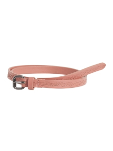 Pieces Riem PCIZZY LEATHER JEANS BELT 17086749 Brick Dust
