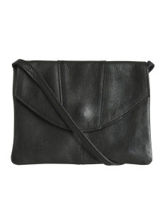 Pieces Tas PCGAYLA LEATHER SMALL CROSS BODY 17088636 Black