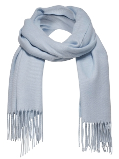 Only Sjaal onlANNALI WEAVED SCARF ACC 15150248 Cashmere Blue