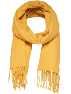 Only Sjaal onlANNALI WEAVED SCARF ACC 15150248 York Yellow