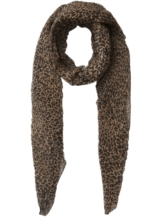 Pieces Sjaal PCDEEDEE LONG SCARF 17089795 Black