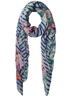 Pieces Sjaal PCDEBORAH LONG SCARF PB 17089784 Grapemist