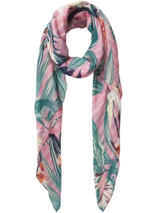 Pieces Sjaal PCDEBORAH LONG SCARF PB 17089784 Aurora Pink