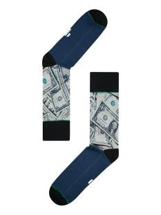 Sock my feet Accessoire FW18M004 DOLLARS MULTI