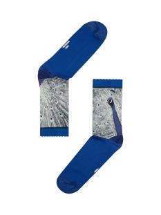 Sock my feet Accessoire FW18W003 PEACOCK MULTI