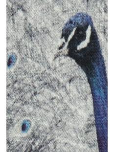 fw18w003 peacock sock my feet accessoire multi