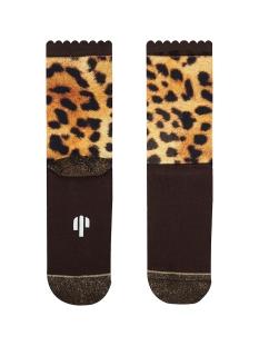 fw18w008 tiger sock my feet accessoire multi