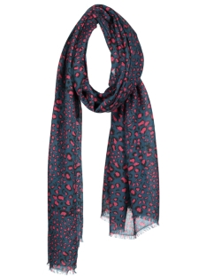 Pieces Sjaal PCTRUDY  LONG SCARF 17094005 Legion Blue
