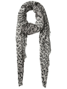 Pieces Sjaal PCDOA LONG SCARF PB BF 17090890 Elephant Skin