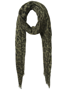 Pieces Sjaal PCDOA LONG SCARF PB BF 17090890 Winter Moss