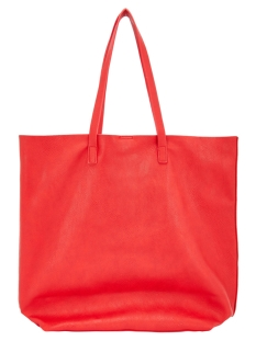 Vero Moda Tas VMANNA SHOPPER NET 10198166 Chinese Red