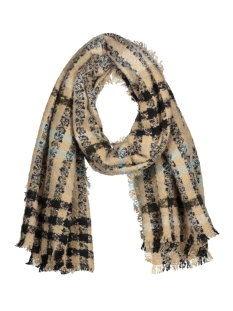 Only Sjaal onlASTRID WEAVED SCARF ACC 15165664 Nomad/EARTH TONE