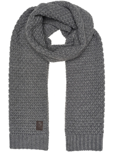 Only & Sons Sjaal onsCENZ KNIT SCARF 22007868 Medium Grey Melange