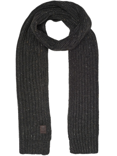 Only & Sons Sjaal onsEMILE NAP KNIT SCARF 22010662 Dark Grey Melange
