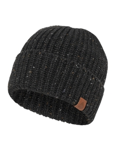 Only & Sons Accessoire onsEMILE NAP KNIT BEANIE 22010661 Dark Grey Melange