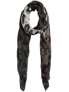 Pieces Sjaal PCMYNTE LONG SCARF 17081002 Dark Olive