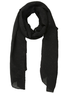 Pieces Sjaal PCKISS LONG SCARF 17092877 Black