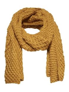 Only Sjaal onlTHONA KNIT SCARF ACC 15160451 Golden Yellow