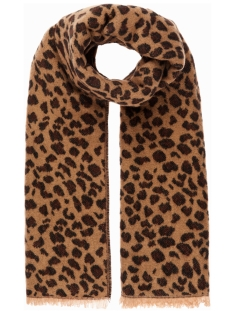 Vero Moda Sjaal VMCILLA LONG SCARF 10202594 Tobacco Brown