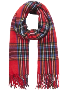 Pieces Sjaal PCLUCY  LONG SCARF  BOX PB 17093177 High Risk Red