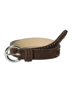 pclia jeans belt 17093111 pieces riem mocca